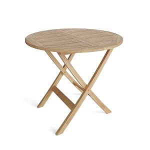 "Windsor 31"" Round Folding Table"