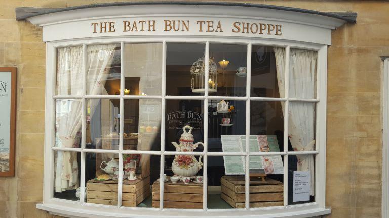 Sally Lunn's Bath Bun Tea Shoppe