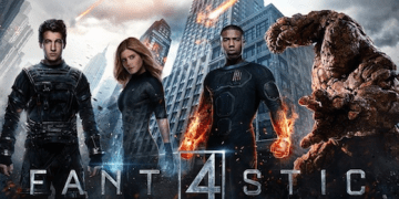 """""""FANTASTIC FOUR"""" LANDED SOME NEW CHARACTER POSTERS! 20"""