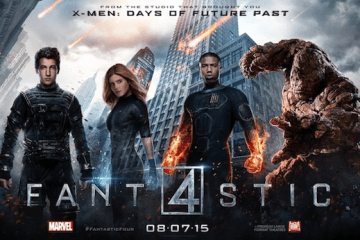 """""""FANTASTIC FOUR"""" LANDED SOME NEW CHARACTER POSTERS! 8"""