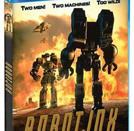 "SCREAM FACTORY BRINGS ""ROBOT JOX"" TO BLU-RAY ON JULY 7TH, 2015! 51"