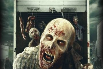 """The Walking Dead"" Returns to Halloween Horror Nights at Universal Studios 12"