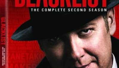 The Blacklist: The Complete Second Season on BD & DVD 8/18 9