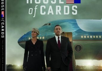 HOUSE OF CARDS: THE COMPLETE THIRD SEASON 8