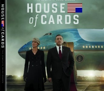 HOUSE OF CARDS: THE COMPLETE THIRD SEASON 11