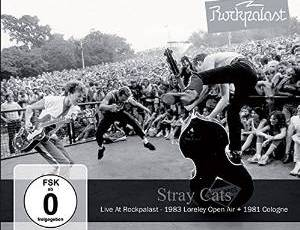 STRAY CATS: LIVE AT ROCKPALAST 9