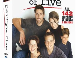 PARTY OF FIVE: THE COMPLETE SERIES 8