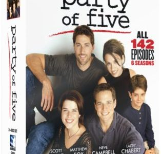 PARTY OF FIVE: THE COMPLETE SERIES 13