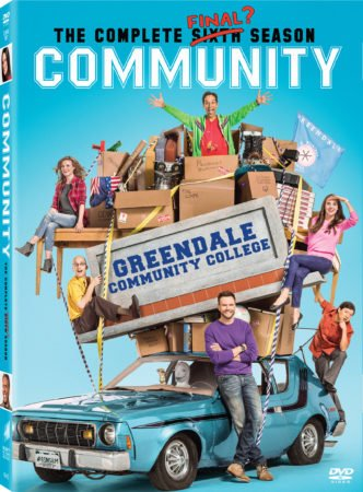 Community: The Final Season? arrives on Digital March 7 and DVD March 8 3