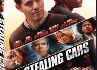 STEALING CARS Available on DVD and Digital April 5 8
