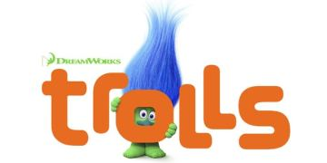 """""""TROLLS"""" has released its first trailer! 20"""