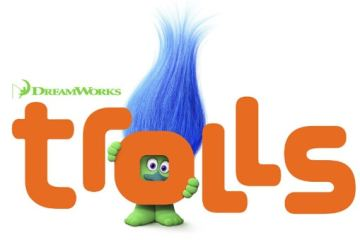 """""""TROLLS"""" has released its first trailer! 19"""