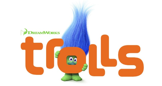 """""""TROLLS"""" has released its first trailer! 3"""