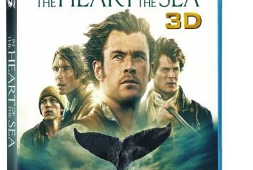 Own In the Heart of the Sea on Blu-ray 3D Combo Pack, Blu-ray, or DVD on March 8 or Own It Early on Digital HD on February 23! 23