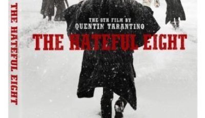THE HATEFUL EIGHT arriving on Blu-Ray on March 29th, 2016. 3