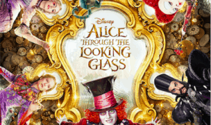 ALICE THROUGH THE LOOKING GLASS 9