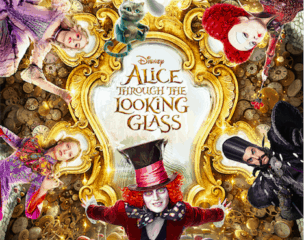 DISNEY'S ALICE THROUGH THE LOOKING GLASS has a new TV Spot. 19