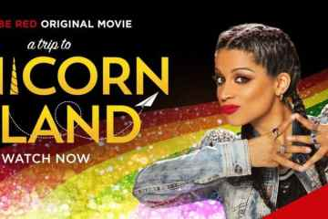Lilly Singh took fans on A Trip to Unicorn Island 15