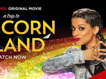 Lilly Singh took fans on A Trip to Unicorn Island 47