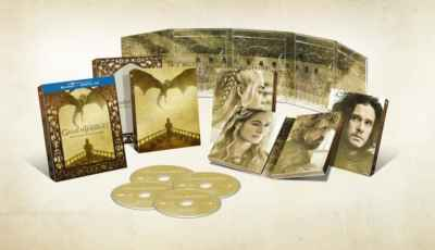 Winner of 12 Emmy Awards, Game of Thrones: The Complete Fifth Season Arrives On Blu-ray & DVD March 15 8