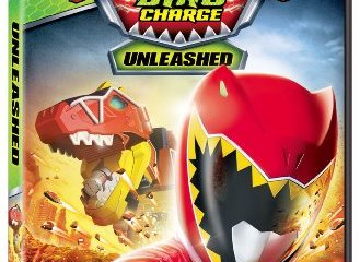 POWER RANGERS: DINO CHARGE UNLEASHED 11