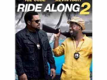 Kevin Hart and Ice Cube reunite in the blockbuster comedy RIDE ALONG 2 - available on Digital HD 4/12, and Blu-ray & DVD 4/26! 53
