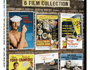 TALES FROM THE PRISON YARD: 6 FILM COLLECTION 4