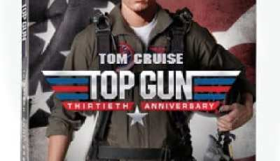 TOP GUN celebrates 30 years with Limited Edition Blu-ray Combo Steelbook available May 3rd 12