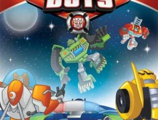 TRANSFORMERS RESCUE BOTS: ADVENTURES IN TIME AND SPACE 27