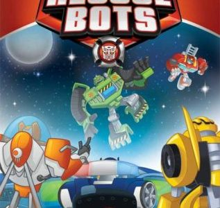 TRANSFORMERS RESCUE BOTS: ADVENTURES IN TIME AND SPACE 19