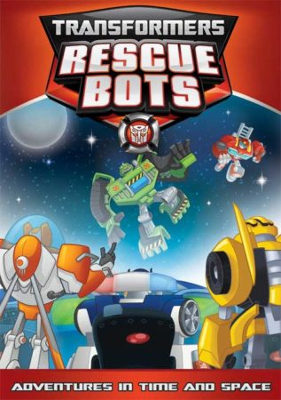 TRANSFORMERS RESCUE BOTS: ADVENTURES IN TIME AND SPACE 1