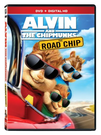 ALVIN AND THE CHIPMUNKS: THE ROAD CHIP 1
