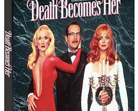DEATH BECOMES HER Collector's Edition BD will finally hit home ent. shelves on April 26 13