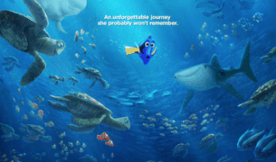 FINDING DORY LANDS A NEW POSTER 11
