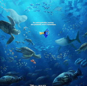 FINDING DORY LANDS A NEW POSTER 19
