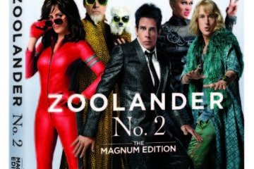 ZOOLANDER NO. 2: THE MAGNUM EDITION hits the catwalk on Blu-ray Combo Pack May 24th, Digital HD May 3rd 20