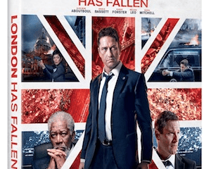 London Has Fallen on Digital Download May 31st and Blu-ray June 14 28