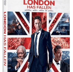 London Has Fallen on Digital Download May 31st and Blu-ray June 14 10