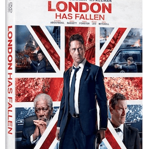 London Has Fallen on Digital Download May 31st and Blu-ray June 14 19
