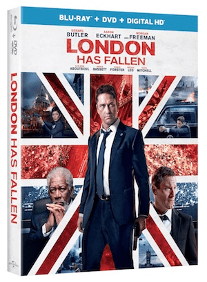 London Has Fallen on Digital Download May 31st and Blu-ray June 14 3