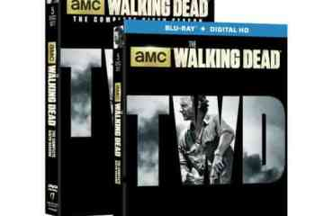 THE WALKING DEAD: The Complete Sixth Season - On Blu-ray™ + Digital HD and DVD August 23, 2016 11