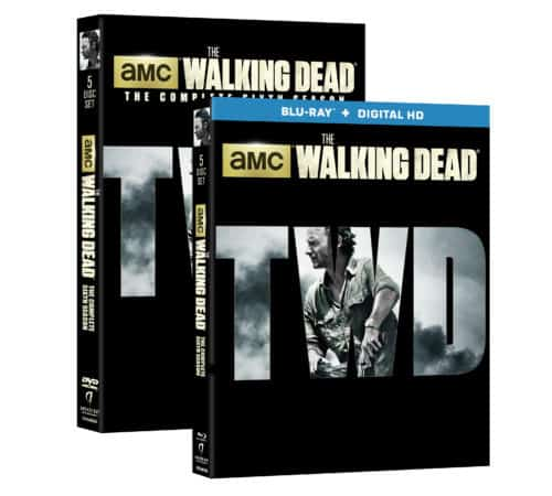 THE WALKING DEAD: The Complete Sixth Season - On Blu-ray™ + Digital HD and DVD August 23, 2016 3