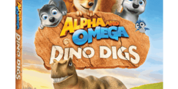 ALPHA AND OMEGA: DINO DIGS 19
