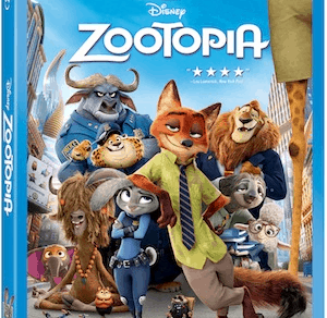Zootopia - Arrives Home on June 7 via Digital HD, Blu-ray and Disney Movies Anywhere 15