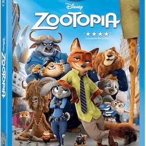 Zootopia - Arrives Home on June 7 via Digital HD, Blu-ray and Disney Movies Anywhere 31