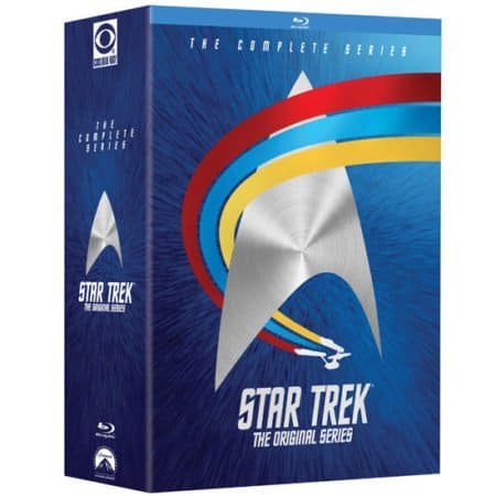 Did you see the STAR TREK 50th Anniversary trailer 1