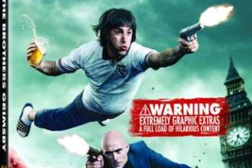 The Brothers Grimsby Debuting on Digital May 24 and on Blu-ray & DVD June 21 19