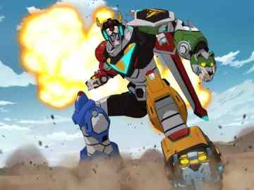 DreamWorks Voltron Legendary Defender On June 10th gets a new trailer. 57