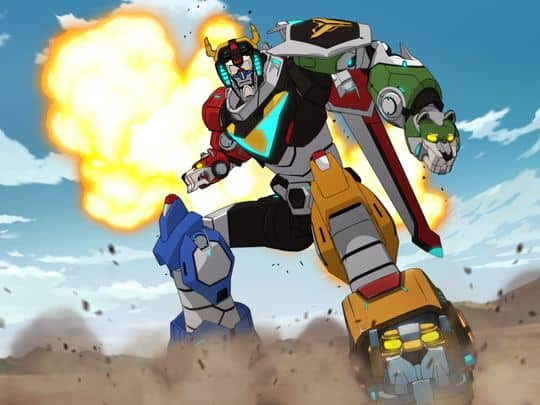 DreamWorks Voltron Legendary Defender On June 10th gets a new trailer. 1