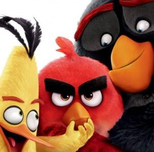 ANGRY BIRDS MOVIE, THE 3